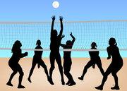 2011 VA Beach Open Volleyball Tournament