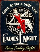 "Ladies Night at ""11th Street Taphouse"" with TWO BANDS...Josh Jordan & then Blame Canada!"