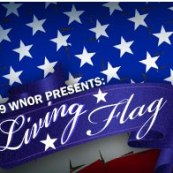 VIRGINIA BEACH PATRIOTIC FESTIVAL LIVING FLAG