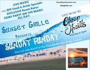 SUNDAY FUNDAY BEACH BASH FEATURING CHEAP THRILLS