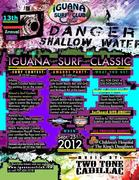 IGUANA's 13th ANNUAL SURF CLUB SURF CLASSIC AWARDS BANQUET - FUNDRAISER FOR CHKD
