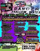 Iguana Surf Beach Classic in Croatan (Camp Pendelton)