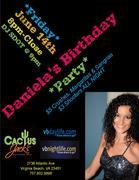 DANIELA'S BIRTHDAY PARTY