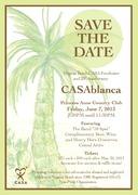 CASAblanca - Virginia Beach CASA Fundraiser - Featuring 10 Spot