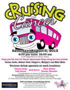 2013 Cruising for Cancer Tour