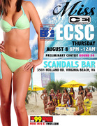 2013 Miss Coastal Edge ECSC Preliminary Round 4 at Scandals