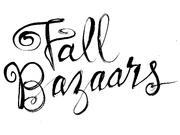 Fall Bazaars