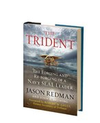Book Release Party / Book Signing by Navy Seal Jason Redman - Author of Trident!