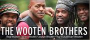 TONIGHT: 1/2 PRICE TICKETS TO THE WOOTEN BROTHERS AT THE JEWISH MOTHER