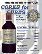 Corks For Cures Wine Tasting