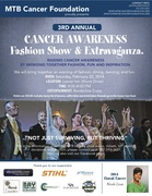 MENTION VBNIGHTLIFE AT THE DOOR FOR YOUR $5 DISCOUNT ON ADMISSION - MTB CANCER FOUNDATION 3rd ANNUAL FASHION SHOW AND EXTRAVAGANZA featuring BORDERLINE CRAZY