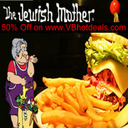 50% Off at The Jewish Mother - New Oceanfront Location