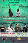 5th Annual 'Crash The Party' Comedy Show