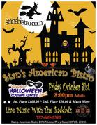 Halloween Party w/ Cash Prizes at Stan's American Bistro