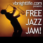Wine & Live Jazz Jam at our After Work Party at Ammos Restaurant - TONIGHT
