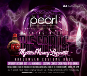 DINING WITH THE SPIRITS + COSTUME BALL AT THE PEARL CLUB