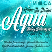 **JUST ANNOUNCED - SAVE $5 OFF TICKETS PURCHASED AT THE DOOR** 25TH ANNUAL WINE BY DESIGN AT VIRGINIA MOCA