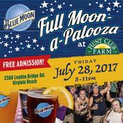 Discount VIP Tickets to Blue Moon Full Moon-a-Palooza