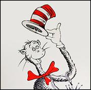 Happy Birthday, Dr. Seuss! - A celebration of Theodor Seuss Geisel's 105th Birthday.