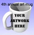 DEADLINE: WFCR 4th Annual Art Mug - Request for Submission