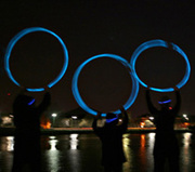 Water Dances-public hoop dancing events to the fresh waters of western MA