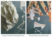 Julia Giard Handschuh and Anna Bayles Arthur: Sculpture and Paintings