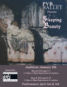 Sleeping Beauty Auditions