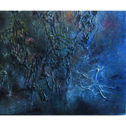 Continental Divide: Works in Oil and Mixed Media by Cecilia Tusinski