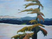 Landscape Paintings by Jackie Boudreau Kinsey