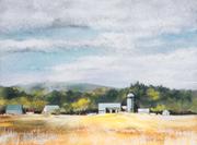 John Martin, Landscape Architect and Professor Emeritus, Exhibits Paintings at Chamber