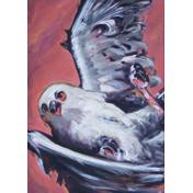 """Suzette Alsop Jones Exhibits """"On the Wing"""" at the ECA+ Gallery"""