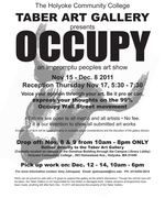 Open Call to OCCUPY