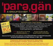PARAGON ARTS and INDUSTRY BUILDING during the Easthampton Art Walk February 11, 5pm - 8pm