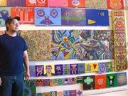Artist Reception: Luke Cavagnac