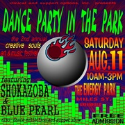 creative souls art and music festival: dance party in the park
