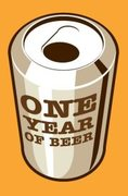 One Year of Beer