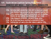 Youth Action Coalition Spring Block Party