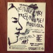 Headquarters's Anniversary & Press Release Fundraiser