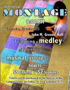 Family Weekend Montage Concert