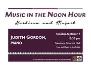 Music in the Noon Hour