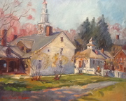 Old Deerfield Painting Group Exhibit