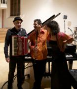 Concert: Sklamberg & The Shepherds