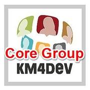 Last irregular KM4Dev CoreGroup Skype meeting