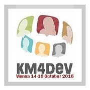 KM4Dev 2016 Vienna Event