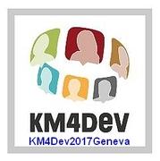 KM4Dev 2017 Geneva workshop