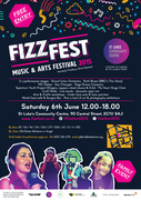FizzFest- Community Music and Arts Festival