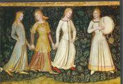 5ème Stage de Danses Médiévales de Sulniac