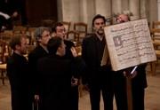 Inauguration de l'orgue à cylindre d'Airvault (79)