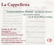 in presentatione Domini - Maria purificatio