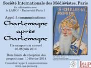 Charlemagne après Charlemagne